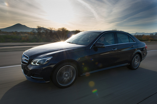 Mercedes-Benz, with cars like the E-class, topped vehicle customer satisfaction surveys, with car quality surpassing Lexus.