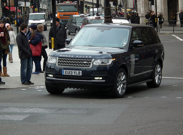 The 2013 Range Rover is one of the recent cars with aluminum frames.