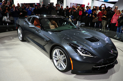 The Stingray moniker has been brought back for the introduction of the 2014 Chevrolet Corvette.