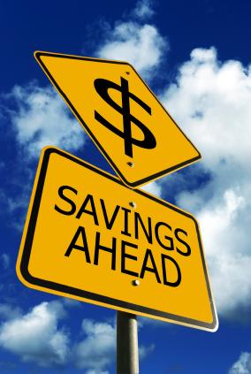 Savings Ahead