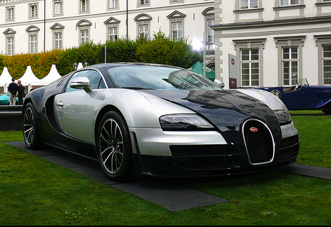 Bugatti Veyron SS, the Fastest Car in the World