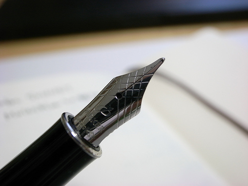 Felt Pen and Contract