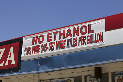 A lot of controversy surrounds the government approval of 15% ethanol gas for cars made after 2001.