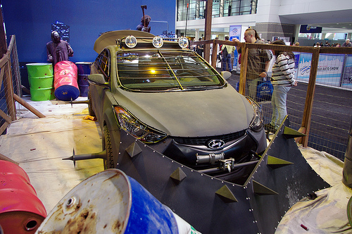Several different Hyundai zombie proof cars have been launched by the auto maker.