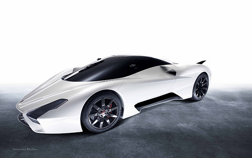 An early production version of the upcoming SSC Tuatara