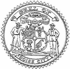 Boise Idaho Seal