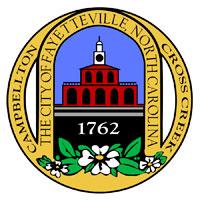 Fayetteville North Carolina Seal