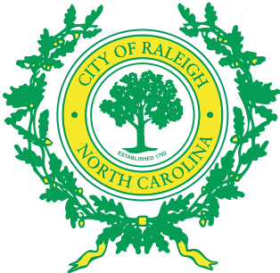 Raleigh North Carolina Seal