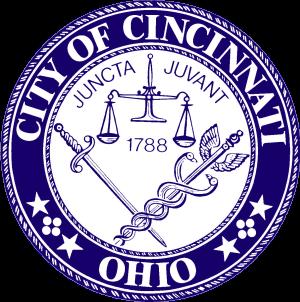 Cincinnati Ohio Seal