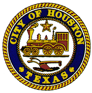 Houston Texas Seal
