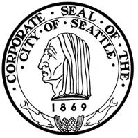 Seattle Washington Seal