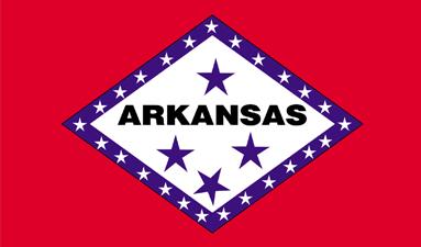State of Arkansas Official Flag