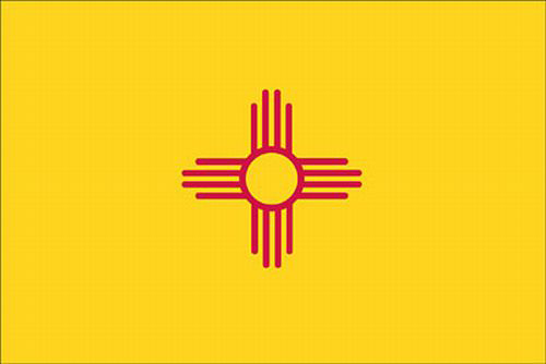 State of New Mexico Official Flag