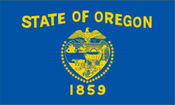 State of Oregon Official Flag