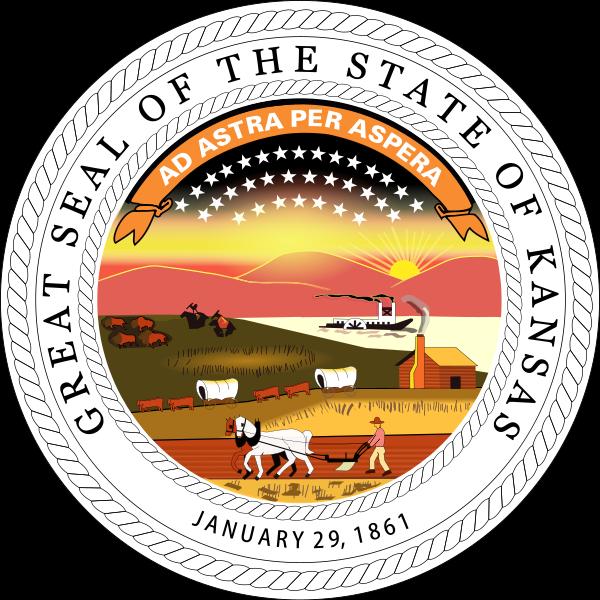 State Seal of Kansas