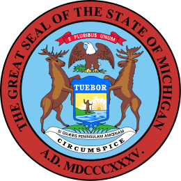State Seal of Michigan