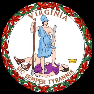 State Seal of Virginia