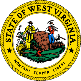 State Seal of West Virginia